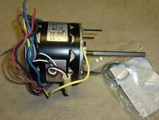 NEW! CENTURY BLOWER MOTOR 1/3HP, 1625 RPM, 208-230V, Fr: 48Y, PSC, OAO, FD1034