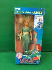 1990's Disney's Little Mermaid Ariel's Sister ARISTA No. 1806 Tyco NOS Unopened