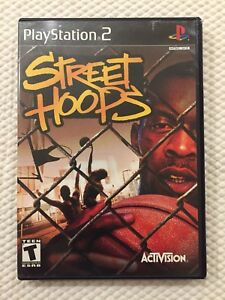 Street Hoops ( Sony PlayStation 2 ) Complete W/Case & Manual