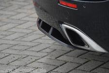 Heckansatz Heckeinsatz Diffusor aus ABS für Opel Insignia OPC