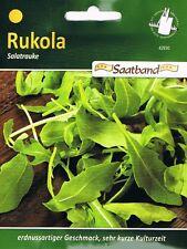 Salatrauke BIO Saatgut 144241 Sämereien Gemüse Rauke Samen Rucola