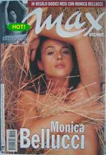 Max-'98-MONICA BELLUCCI,Cristina Ricci,Jeff Goldblum,Adriana Lima,R. Fiorello,12