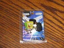 Spongebob Squarepants - Flashing Blinkie Necklace/Pin!!  Cool!!
