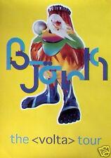 Poster BJÖRK - The Volta Tour  ca60x90cm  NEU 14630