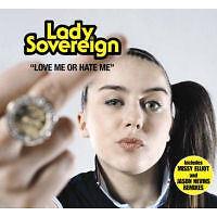LADY SOVEREIGN Love me MIX CD JASON NEVIN MISSY ELLIOTT