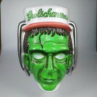 Frankenstein Vintage Monster Halloween Promo Grolschenstein Beer Mask - rare
