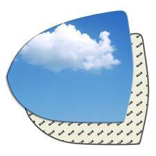 Left passenger near side convex mirror glass for Kia Sportage Mk3 10-2015 557LS