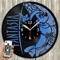 Details about  /LED Vinyl Clock Dallas-Cowboys LED Wall Art Decor Clock Original Gift 6223