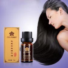 10ml Natural Hair Loss Treatment Fast Growth Hair Essence oil Alopecia Beauty