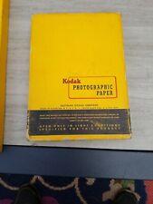 Kodak Photographic Paper Unopened
