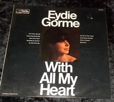 EYDIE GORME With All My Heart LP