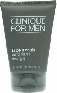 Clinique for Men Face Scrub Exfoliant Visage Full Size Travel Size Choose