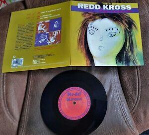 """REDD KROSS LADY IN THE FRONT ROW 1993 7"""" SINGLE ALT / PUNK ROCK"""