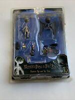 NECA Nightmare Before Christmas Series 4 Mummy Boy & Bat Kid Action Figure Set