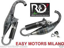 RD9614000 MARMITTA SCARICO R&D PIAGGIO 70c OTTIMIZZATA X CILINDRO STAGE6 R/T-R&D