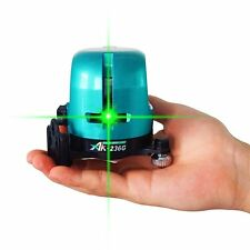 Bright Green Laser Level 360 Rotary Self Leveling Horizontal Vertical Cross Lase