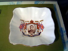 "Great Britain King Edward VIII Commemorative ""Long Live Our King"" Bowl"