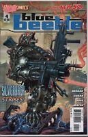 The New 52: Blue Beetle #4 (February 2012, DC) Silverback Strikes  B8.183