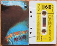 PINK FLOYD - MEDDLE (EMI/HARVEST 1049174) 1974 SPAIN CASSETTE REISSUE RARE COVER