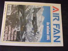** Revue Air Fan n°211 Stratotanker / Mission AGL , Jaguar de Toul Rosières