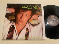 Jack Wagner Lighting Up The Night LP Qwest + Inner EX