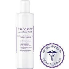 Nuviléo Acne Face Wash Treatment 2% Salicylic Acid for Hormonal, Teen, Vulgaris