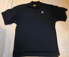 Nwot Footjoy Golf Shirt 1901 Upper Montclair C. Club,Md Men Loose,Navy,Crew Neck