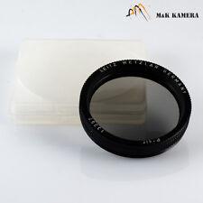 Leica 55mm Polarizer P-cir Polarizing Filter Black #13357 for Leica M21/2.8