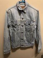 Vintage Levis Light Wash Denim Jacket XS