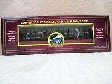 MTH 20-90037-C Midland Valley Flat Car w/Logs - O Gauge