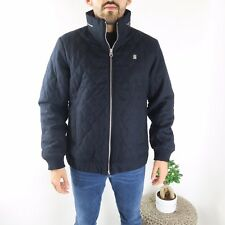 G-STAR RAW Men's Meefic Quilted Overshirt Jacket - Charles Wool - NWT RRP $420