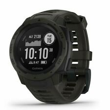 Garmin Instinct GPS Watch with Heart Rate Monitor  - Graphite, Excellent