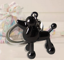 Collie Metal Keychain Key Chain Keyring for Collection