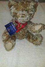 """Hallmark Teddy Tennial Stuffed Plush Teddy Bear 100th Anniversary 13"""""""