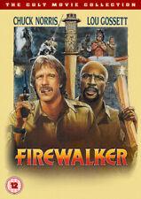 Firewalker DVD (2016) Chuck Norris, Thompson (DIR) cert 12 ***NEW*** Great Value