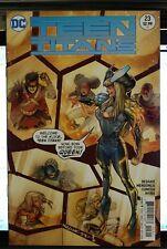 Teen Titans #23 First Print Dc Comics (2016) Batman Hive