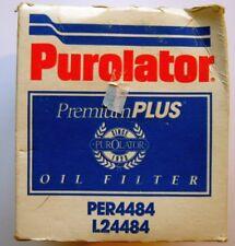Purolator L24484 PER4484 Engine Oil Filter for 51378, 61851378, 291, 61378, 2702