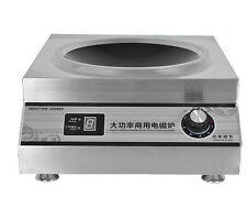 5000W High Power Commercial Induction Cooker Electric Cooking Machine 220V