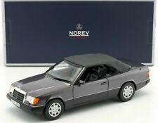Mercedes-Benz 300 CE Cabriolet 1990 - 1:18 Norev Voiture Model Car 183567