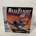 Real Flight R/C Simulator G5 with InterLink Elite software and controller.
