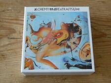 Dire Straits: Alchemy Empty Promo Box [Japan Mini-LP no cd mark knopfler QA
