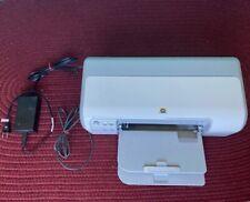 HP Deskjet D4360 Workgroup Inkjet Printer