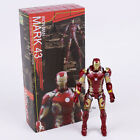 MARVEL - FIGURA IRON MAN / MARK 43 / IRON MAN FIGURE 16cm