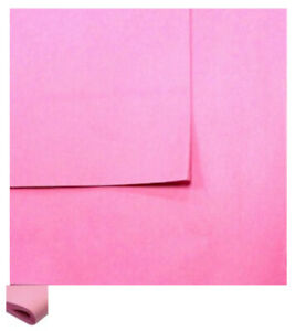10 large sheets of tissue paper pretty pink 510 x 750mm gift wrap art and crafts