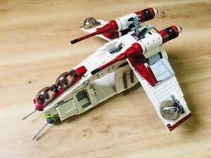 LEGO - Star Wars - Republic Gunship - 75021- MANUALS INCLUDED