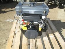 DIESEL ENGINE 25 HP V TWIN BRAND NEW AIR COOLED WITH MUFFLER/ TANK
