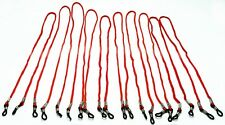 Glasses Strap Neck Cord  Sunglasses Eyeglasses String Lanyard Holder  10 PACK