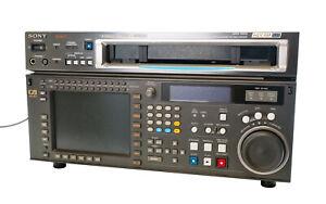 Sony SRW-5800 HDCAM HD Broadcast Digital Video Recorder Betacam - LOW HOURS