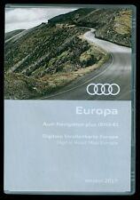 AUDI West +Ost Europa Europe DVD RNS-E Navigation Navi Plus A3 A4 A6 TT 2017