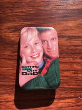 Getting Even With Dad Promo Pin 1994 Macaulay Caulking Ted Damson